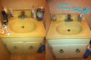 One Off Bathroom Cleaning